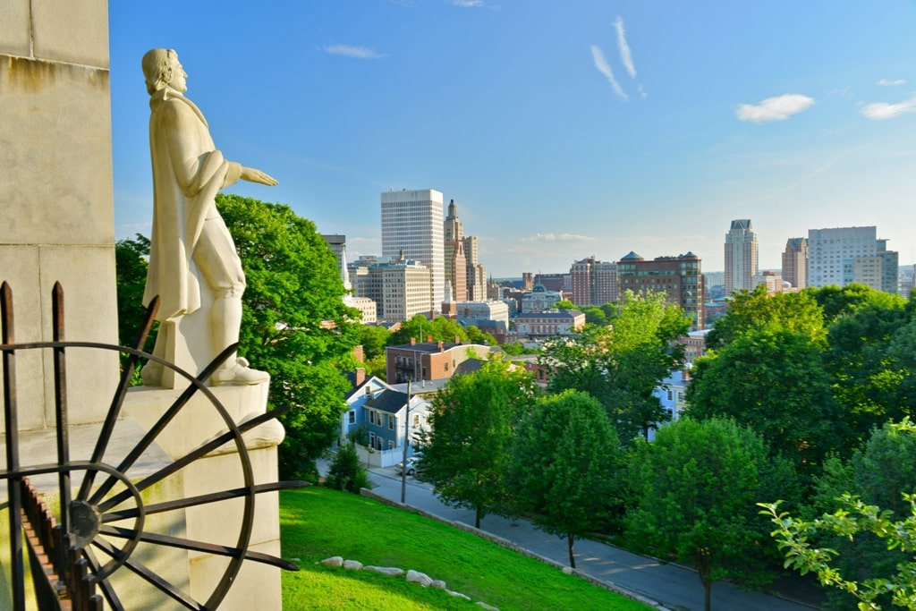 Providence, Rhode Island  - weekend ideas on the East Coast