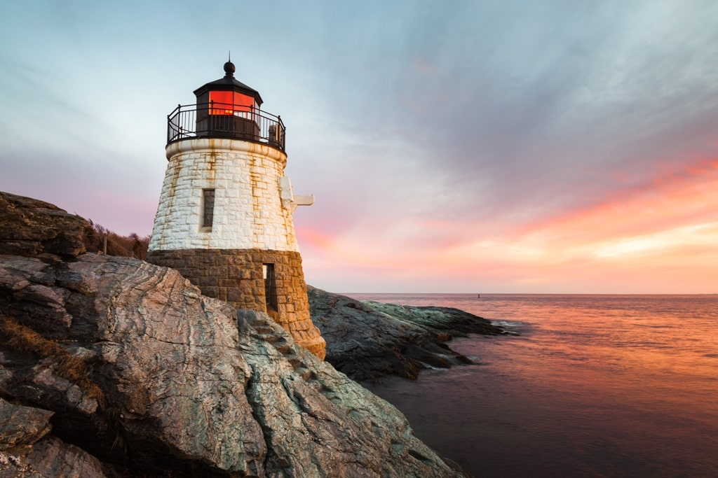 Newport, Rhode Island - weekend getaway destination son the East Coast