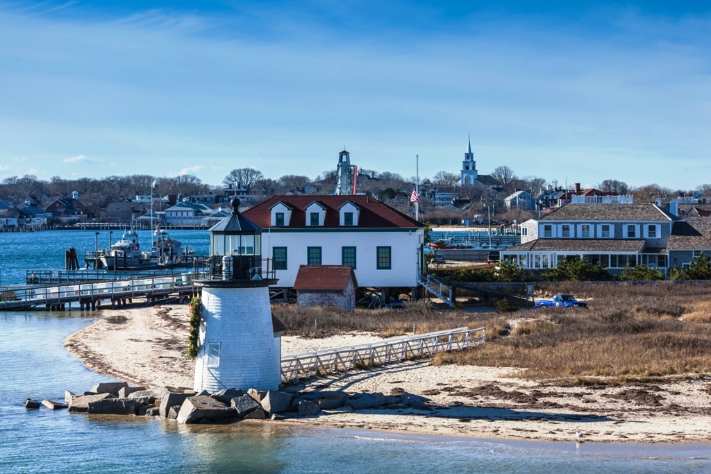 Nantucket, Massachusetts - Best weekend getaways on the East Coast