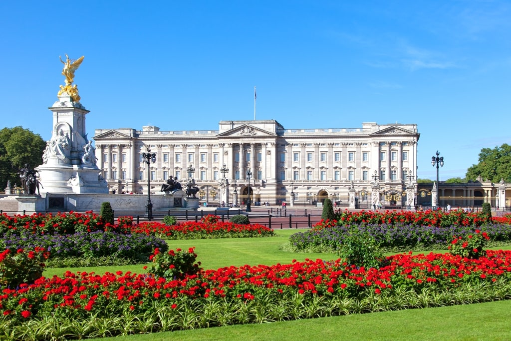 Buckingham Palace - two days in London