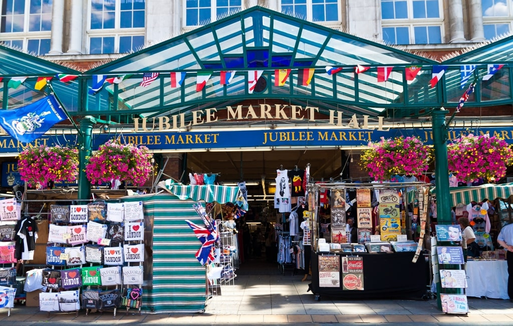 Covent Garden - A weekend in London
