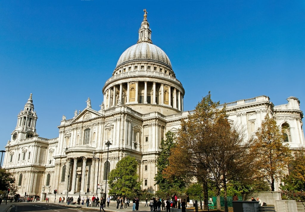 St Pauls Cathedral- 2 days in London