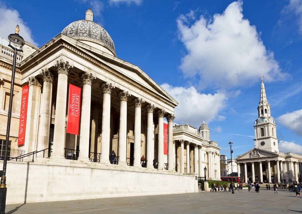 National Gallery - London for 2 days