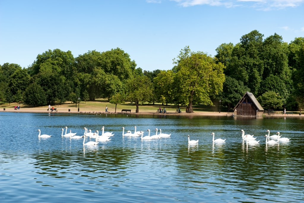 Hyde Park - 2 days in London