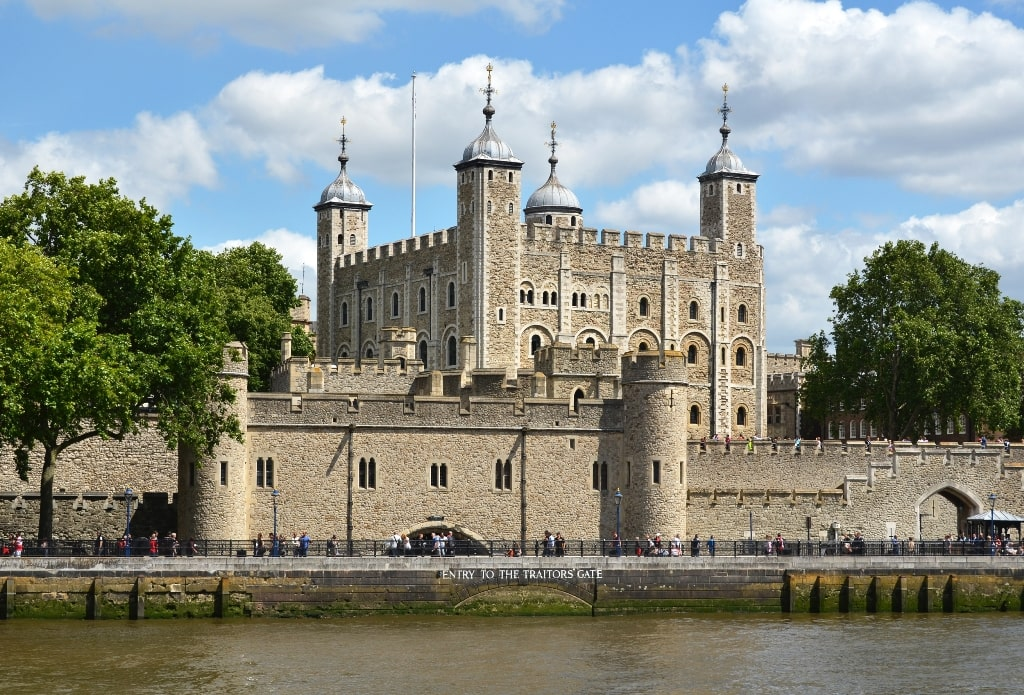 Tower of London - London 2 day itinerary