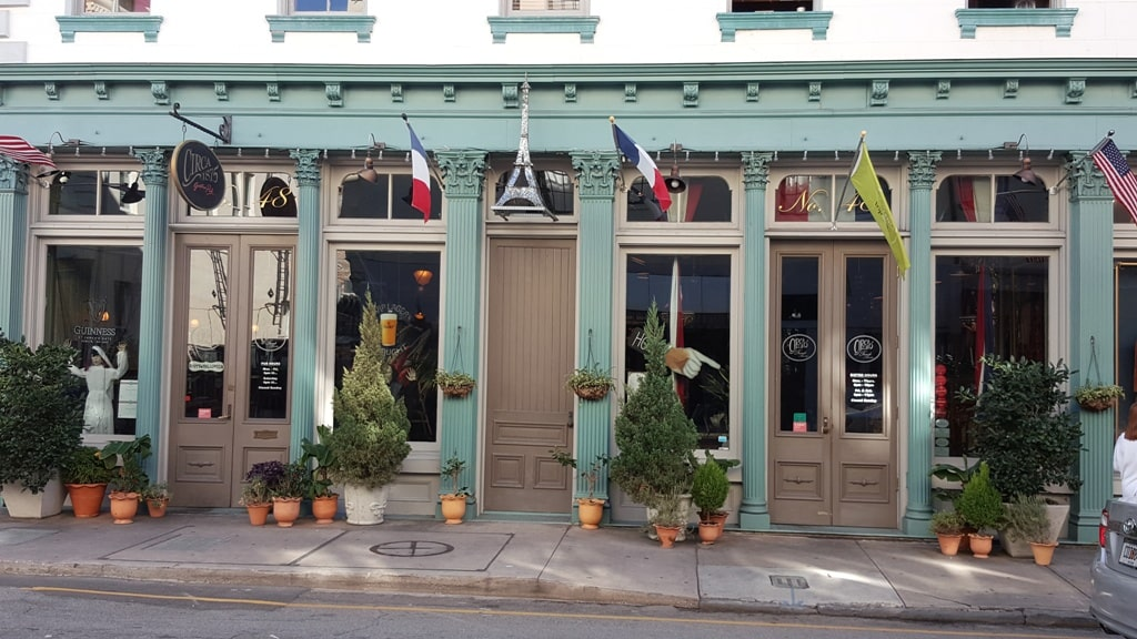 Bull Street - 2 days in Savannah Itinerary