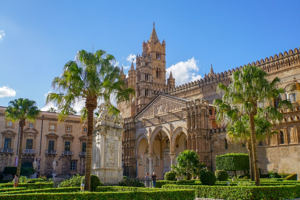 Cathedral of Palermo - 2 day Palermo itinerary