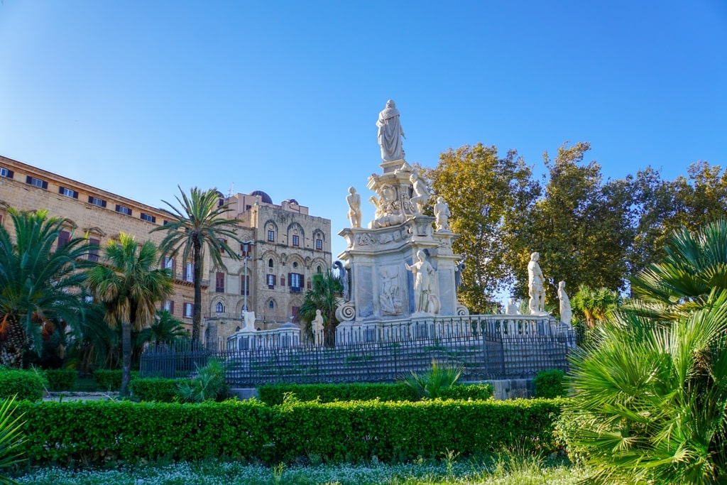 Norman Palace - 2 days in Palermo