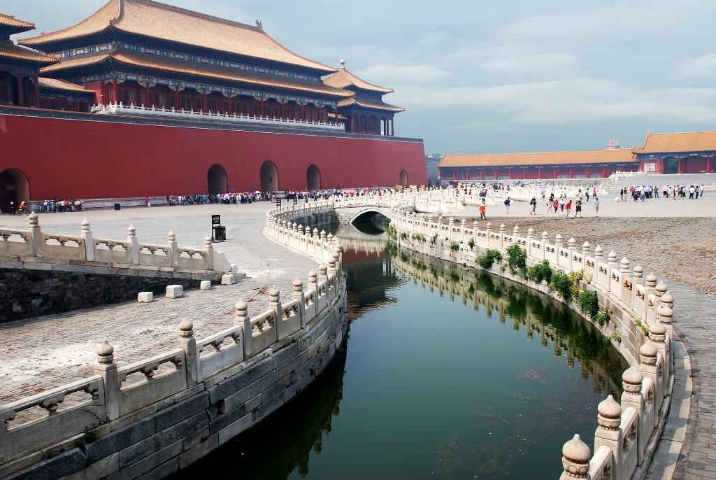 Forbidden City - 2 days in Beijing