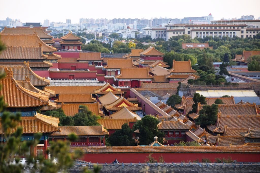 Forbidden Palace -Two days in Beijing