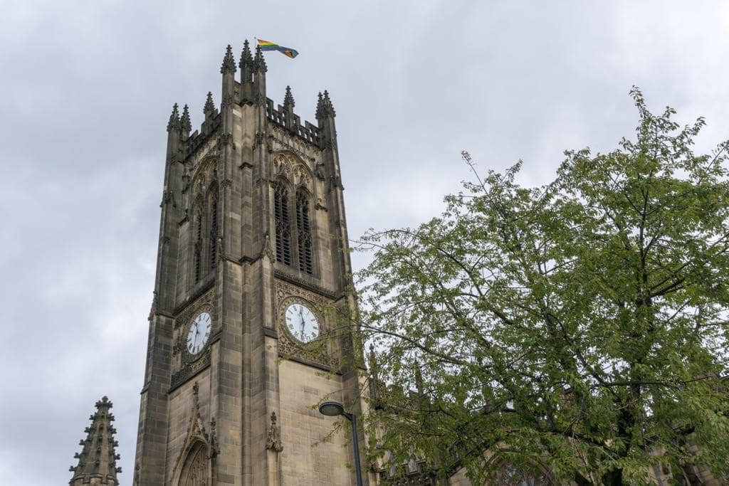 Manchester Cathedral - 2 day Manchester itinerary