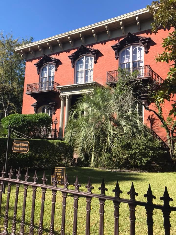 Mercer-Williams House Museum - Savannah itinerary