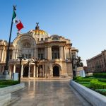 Palacio Bellas Artes Mexico City