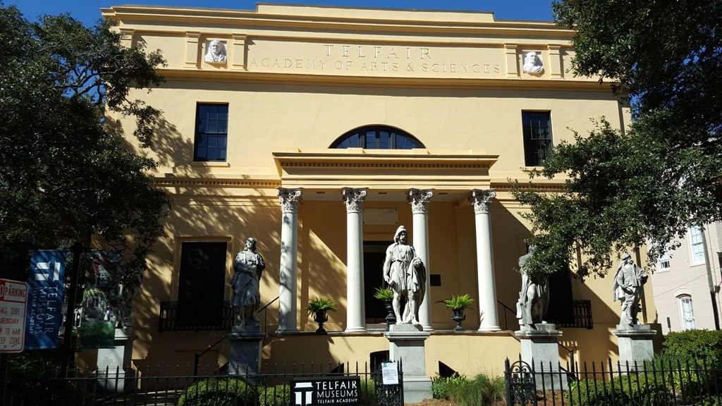 Telfair Museums - 2 days in Savannah