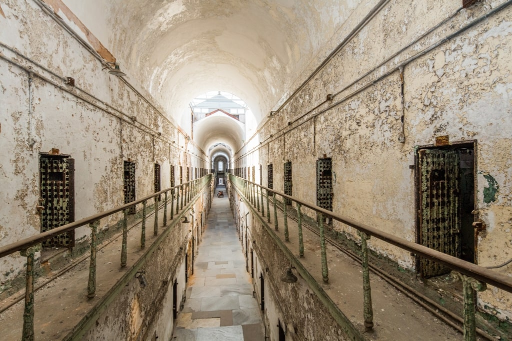Eastern State Penitentiary - 2 days in Philadelphia itinerary